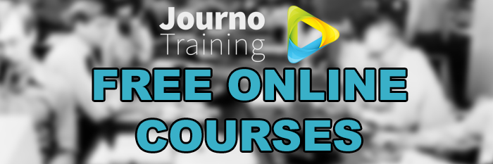 online journalism courses