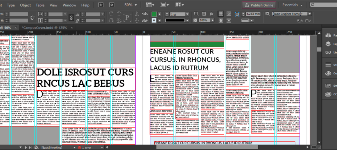 Training Tuesdays: InDesign Top Tips