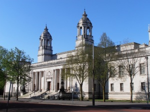 Cardiff Crown Court - Photo WikiMediaCommons