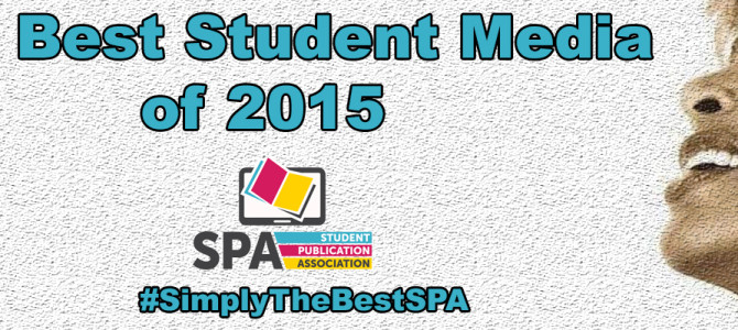 Best of 2015 Student Media Shortlist Announced