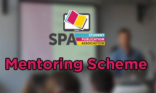The SPA launches 2021 Mentorship Scheme
