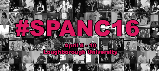 Flash Friday 15/4: #SPANC16 Special