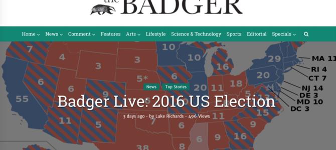 #FlashFriday 11/11: The US Election