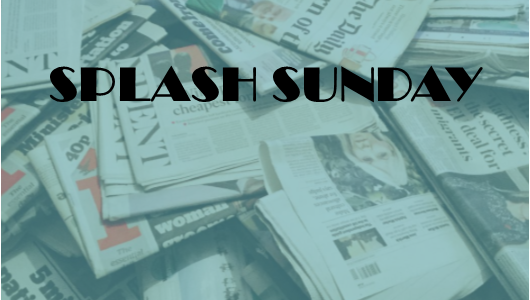 Splash Sunday – 21/01