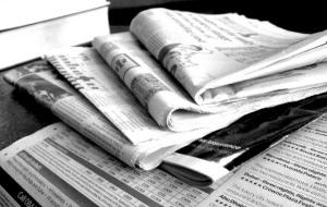 Newspapers: Flickr.com, Jon S - https://www.flickr.com/photos/62693815@N03/6277208708