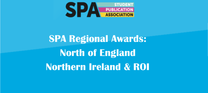 Regional Awards: North of England and NI & ROI