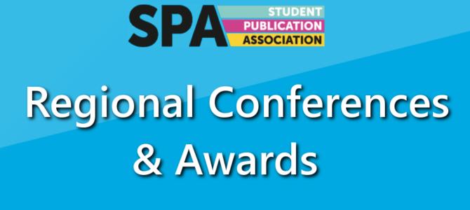 SPARCs and SPA Regional Awards 2017