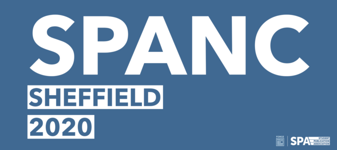 Sheffield selected to host #SPANC20